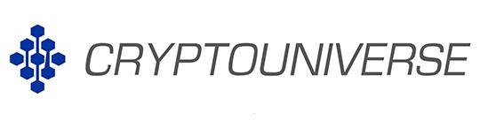 Логотип CryptoUniverse